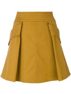 плиссированная юбка мини  Dorothee Schumacher