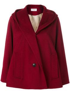 пальто с капюшоном  Alberto Biani