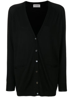 oversized button up cardigan  John Smedley