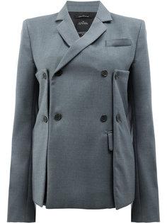 двубортный пиджак Rokh