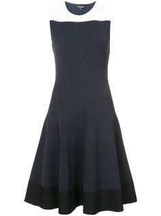 flared knitted dress Narciso Rodriguez