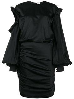 Acapulco Cold-Shoulder Mini Dress Magda Butrym