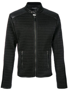 байкерская куртка Dolce & Gabbana