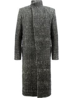 однобортное пальто A New Cross