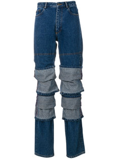multi layered jeans Y / Project