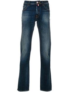 джинсы с выцветшим эффектом Jacob Cohen