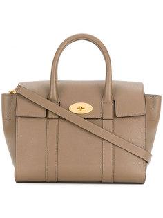 сумка-тоут с поворачивающимся замком Mulberry