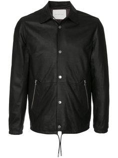 кожаная куртка Estnation