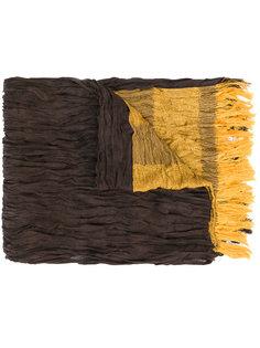 шарф в полоску Issey Miyake