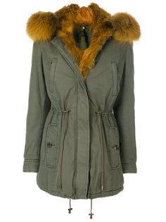 пальто-парка  Alessandra Chamonix