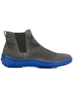 ботинки по щиколотку на контрастной подошве Car Shoe