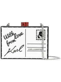 клатч With Love From Karl Karl Lagerfeld