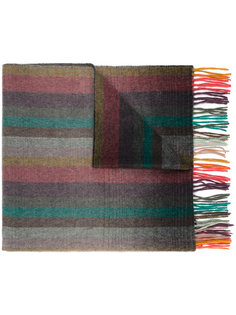 шарф Fading Stripe Paul Smith