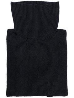 шарф в стиле высокой горловины Lanvin