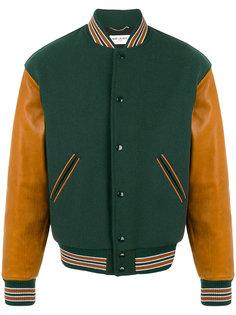 куртка Varsity Saint Laurent