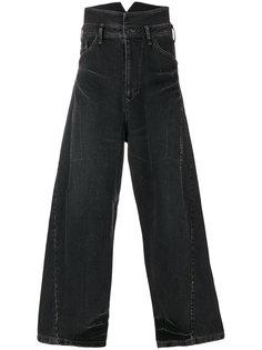 широкие джинсы Julius
