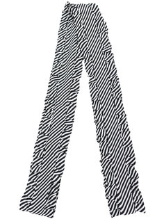 платок в полоску со сборками Magda Butrym