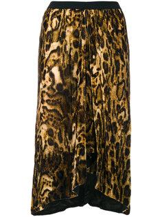 асимметричная юбка Tursanne Isabel Marant