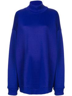 oversized turtleneck sweatshirt Marquesalmeida