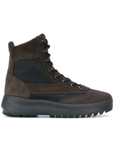 lace-up boots  Yeezy