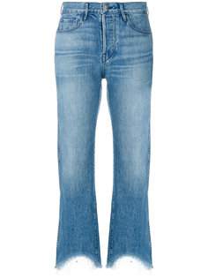укороченные джинсы Austin 3X1