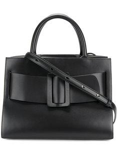 сумка на плечо с объемной пряжкой Boyy