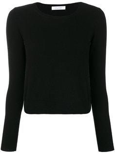 укороченный пуловер  Cruciani