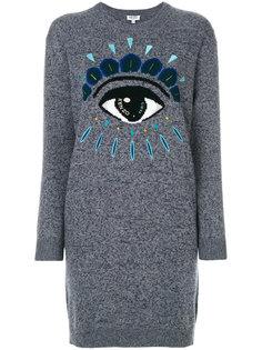 платье-джемпер Eye Kenzo
