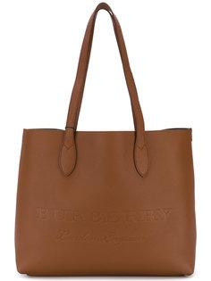 классическая сумка на плечо Burberry