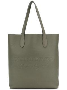 сумка на плечо без застежки Burberry