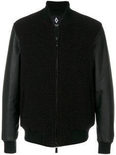 куртка с контрастными рукавами Marcelo Burlon County Of Milan