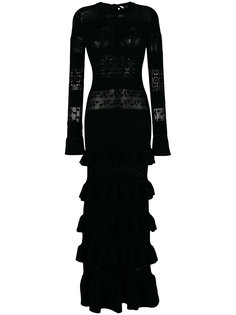 ярусное платье слим  Twin-Set
