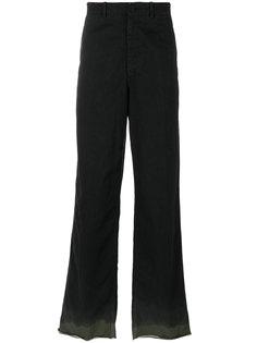 объемные брюки Lanvin