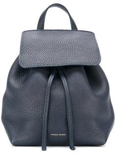рюкзак с логотипом Mansur Gavriel