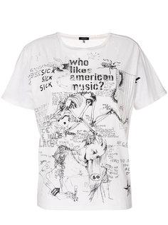 футболка American Music R13