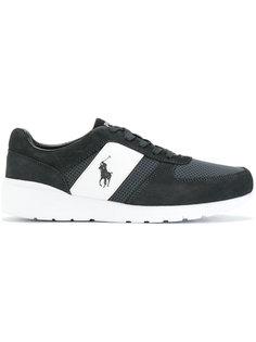 кроссовки на шнуровке Polo Ralph Lauren
