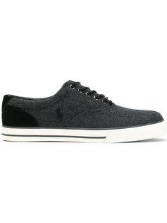 кроссовки с контрастным дизайном Polo Ralph Lauren