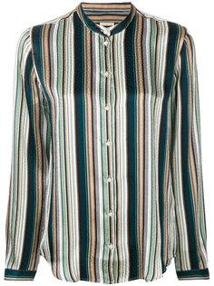 блузка в полоску  Massimo Alba