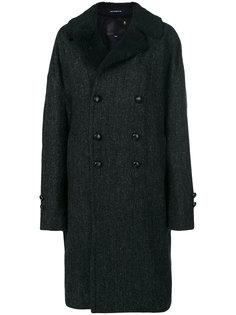 двубортное пальто  R13