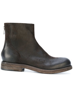ботинки по щиколотку Roberto Del Carlo