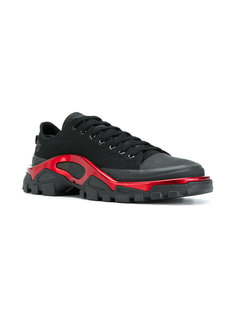 кроссовки на шнуровке Adidas By Raf Simons