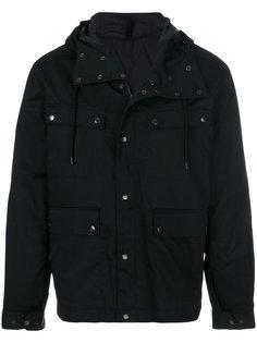 куртка с капюшоном и принтом логотипа Kenzo