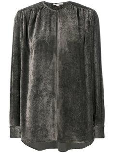 бархатная блузка  Stella McCartney