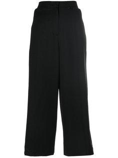 укороченные широкие брюки Juun.J