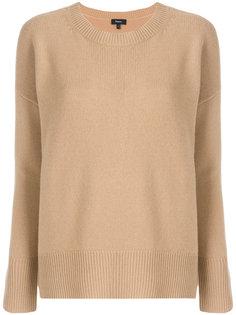 свитер с круглым вырезом  Theory
