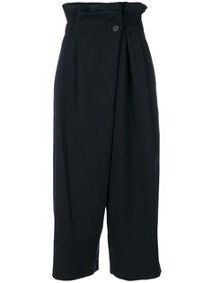 укороченные брюки с мешковатым поясом  Enföld