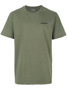 футболка с круглым вырезом Patagonia