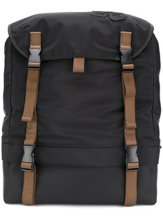 рюкзак с пряжками Emporio Armani