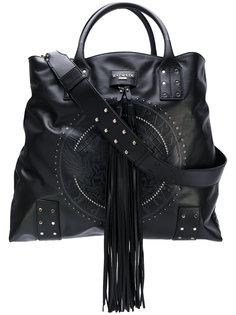 сумка-шоппер с заклепками Balmain