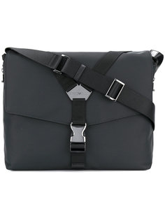 сумка для ноутбука с пряжкой Emporio Armani